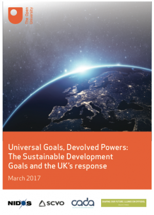 Universal Goals, Devolved Powers OU report image