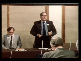 video preview image for Open Forum 69(1981) : building for partnership