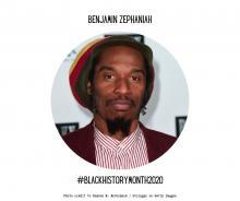 Photo of Benjamin Zephaniah
