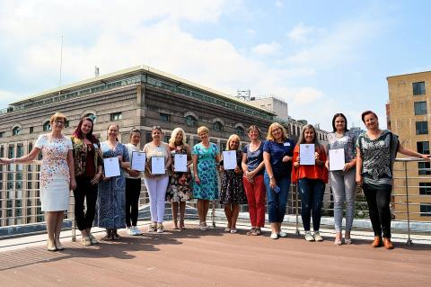 Women from the Community Partnerships Programme