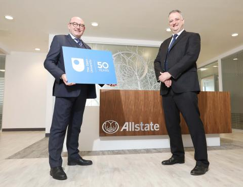 The Open University and Allstate partnership