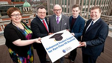 Open University and its students welcome enhanced support for part-time students