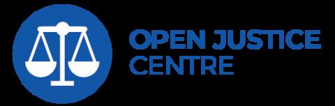 Open Justice Centre logo