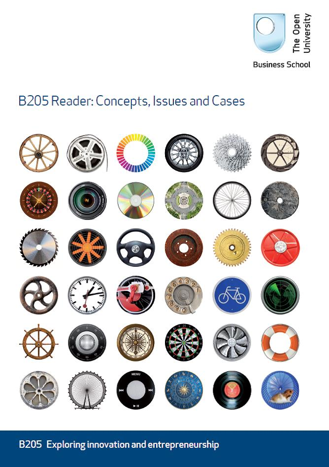 Cover page of B205 module reader