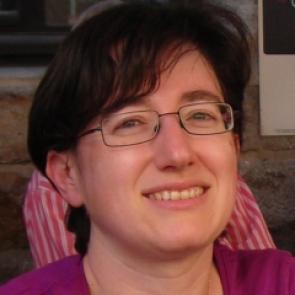 Profile photograph of Dr Francesca Benatti, Research Fellow in Digital Humanities, The Open University