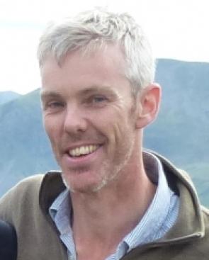 Tom Argles in central Lake District
