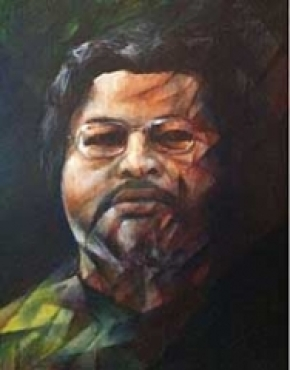 Suman Gupta portrait