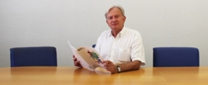 John Zarnecki at ISSI