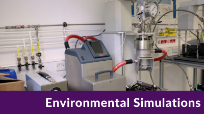 Environmental Simulations