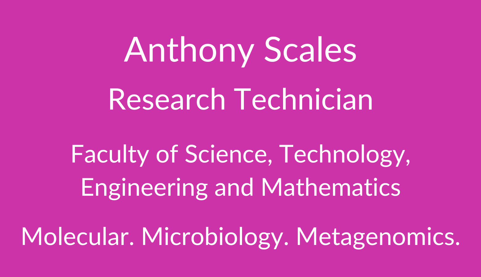 AstrobiologyOU Anthony Scales