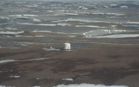 Flashline Mars Arctic Research Station
