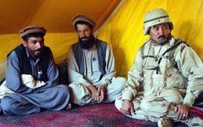 Afghan interpreters in 2002