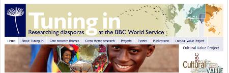 BBC tuning in