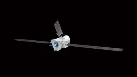 The spacecraft will cruise for years before it reaches Mercury. ESA, CC BY-SA