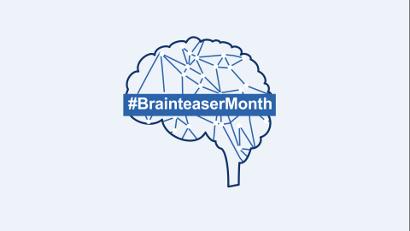 Brainteaser month