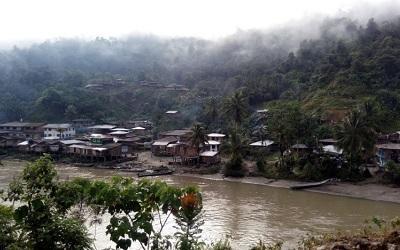 Naya River, Colombia