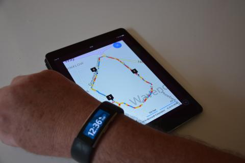 wearable technologies to monitor health research at the open