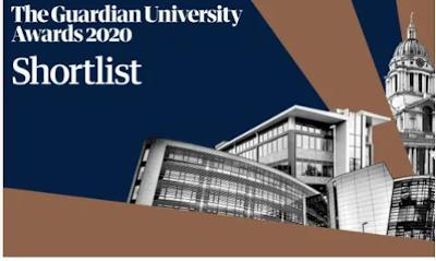 Guardian Awards 2020 logo