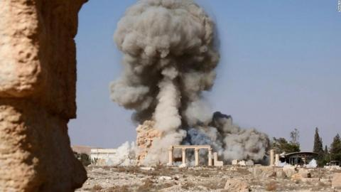 Isis Palmyra