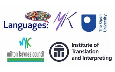 Logos of organisations involved in the event