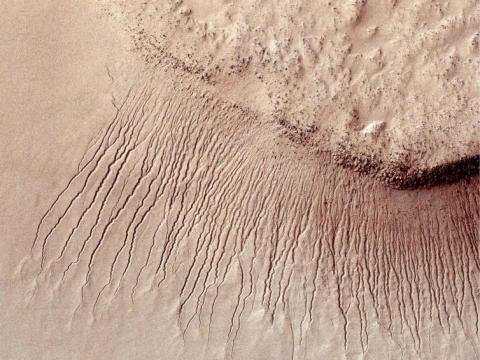 NASA/JPL/University of Arizona, Author provided