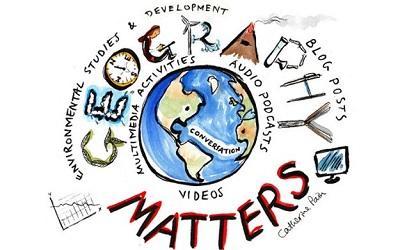 Geography Matters Logo