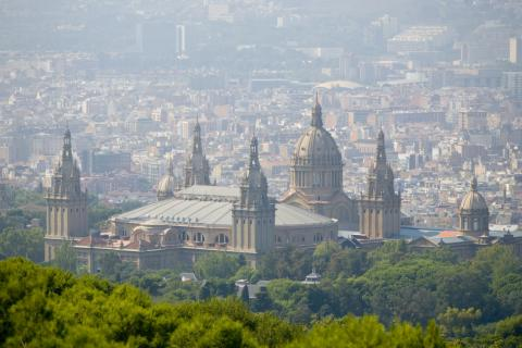Thinkstock Photos-78630579 Palau Nacional MNAC museum Barcelona