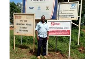 Robert Mpiira, BRAC International's Country Research Coordinator in Uganda