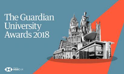 Guardian awards 2018 poster