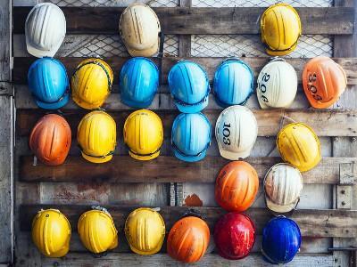 Shutterstock: Hard hats