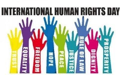 Human Rights Day 2018 logo