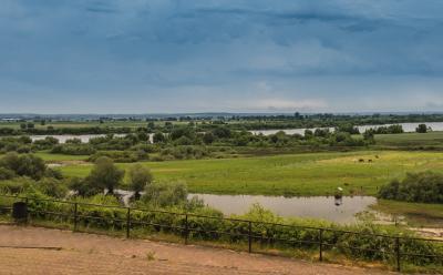 River and floodplain