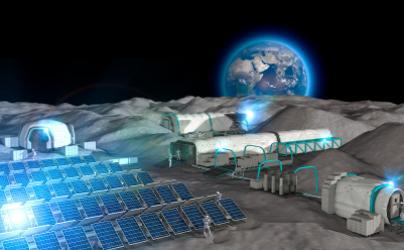Settlement on the Moon
