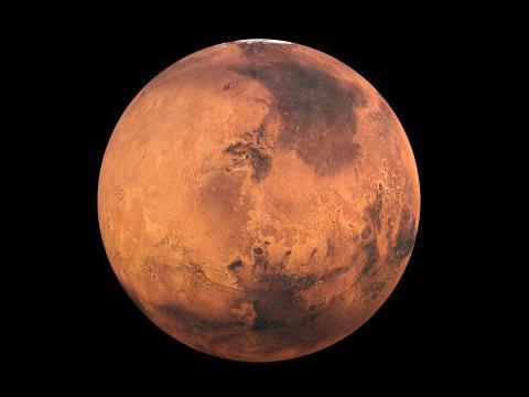 shutterstock-425464354 Mars