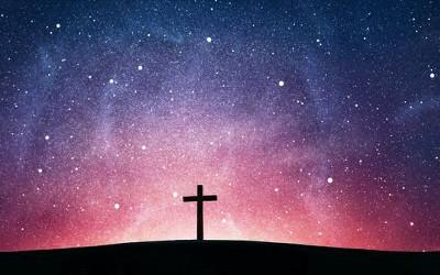 Could God travel faster than the speed of light? robert_s/Shutterstock
