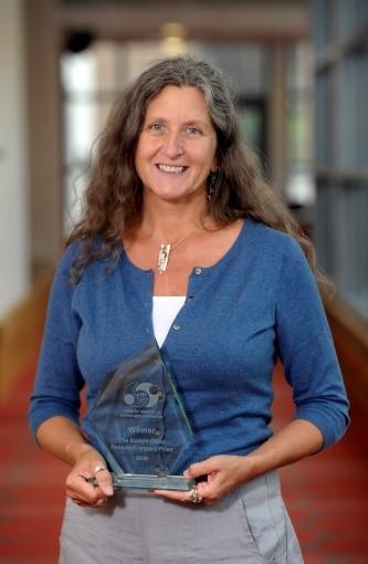 Jacqui Gabb impact award