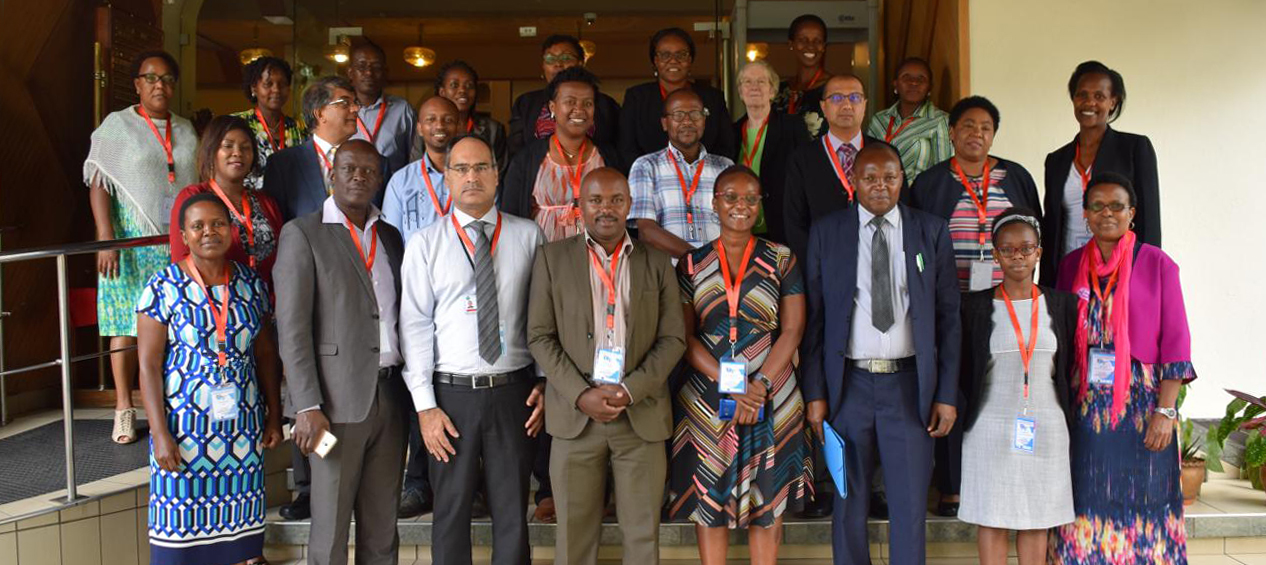 Participants in ICCA inception workshop in Kenya