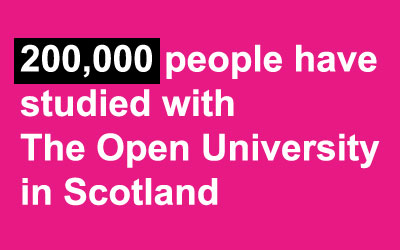 Our story | Open University in Scotland