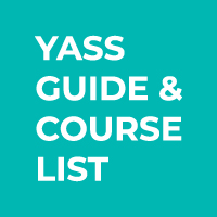YASS Guide and Course List graphic