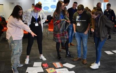 Care experienced students helping to develop course