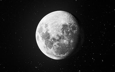 Photo of the Moon
