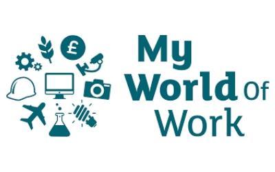 My World of Work logo