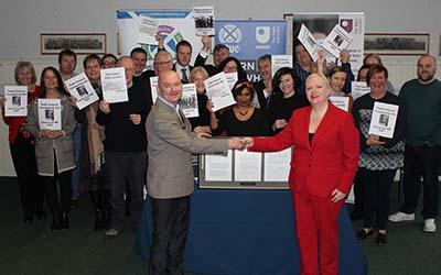 STUC and OU in Scotland celebrate 10 years of partnership