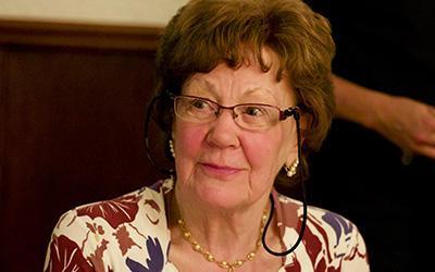 Sheila MacDonald