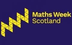 Maths Week Scotland logo