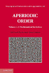 Book on Aperiodic Order