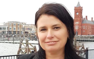 Lynnette Thomas, Deputy Director, The Open University in Wales